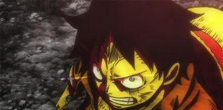 Teaser trailer de One Piece Stampede