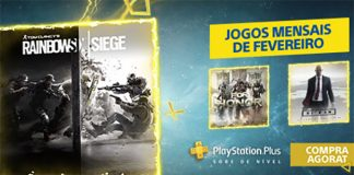 Tom Clancy's Rainbow Six Siege gratuito para novos subscritores do PS Plus