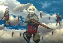 Trailer do filme de Youjo Senki