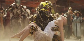 Trailer live-action de Anthem