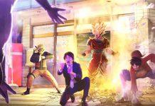 Trailer live-action de Jump Force