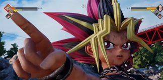 Vê Yugi a lutar em Jump Force