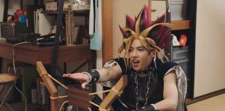 Vídeo promocional com Yu-Gi-Oh! Live-action
