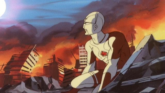 The Ultraman, o primeiro anime da franquia da Tsuburaya Productions
