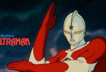 The Ultraman, o primeiro anime da franquia da Tsuburaya Productions