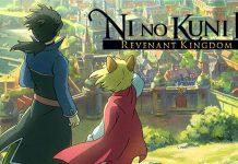 "Ni no Kuni 2 - Novo trailer DLC ""The Tale of a Timeless Tome"""