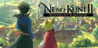 "Ni no Kuni 2 - Novo trailer DLC ""The Tale of a Timeless Tome"""