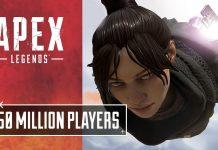 Apex Legends já tem 50 milhões de jogadores