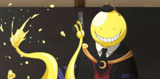 Assassination Classroom na Netflix