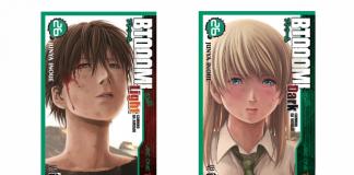 JBC divulga a capa dos dois finais de Btooom!