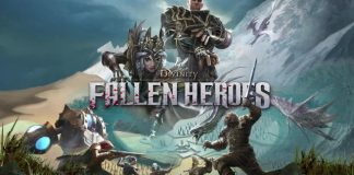 Divinity: Fallen Heroes confirmado para PC, PS4, e Xbox One