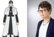 Fire Force anuncia Kazuyuki Okitsu como Karim Fulham