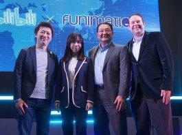 Funimation e o website de streaming chinês bilibili firmam parceria