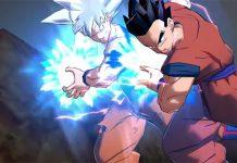 Gameplay de Batalha de Super Dragon Ball Heroes: World Mission