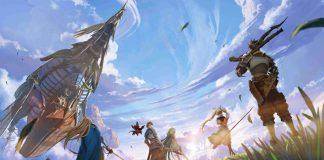 Granblue Fantasy the Animation 2 em Outubro