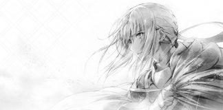 Imagem promocional do 1º Fate/Grand Order: Camelot