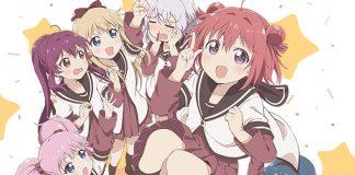 Imagem promocional do OVA comemorativo do 10º aniversário de YuruYuri