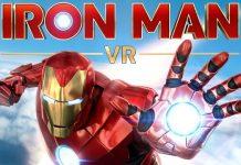 Iron Man VR anunciado para 2019