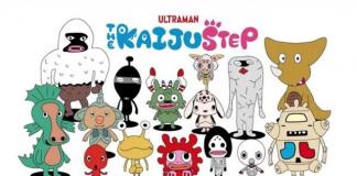 Kaiju Step Wandabada é anunciado pela Tsuburaya Productions