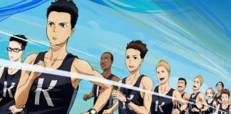 Kaze ga Tsuyoku Fuiteiru (Run with the Wind) - Review