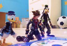 Kingdom Hearts III - Stop-Motion