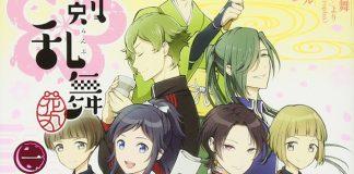 Mangá de Touken Ranbu: Hanamaru termina em Abril