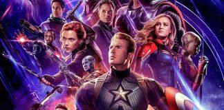 Novo Poster de Avengers: Endgame