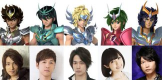 Revelado elenco de Knights of the Zodiac: Saint Seiya pela Netflix