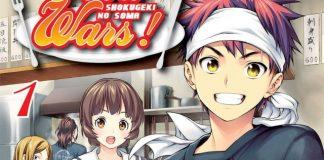 Shokugeki no Souma será publicado pela editora Panini