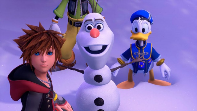 Square Enix ira substituir a voz de Pierre Taki em Kingdom Hearts III