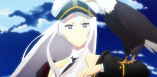 Teaser trailer do anime de Azur Lane