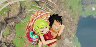 Trailer brasileiro de One Piece: World Seeker
