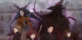 Série Anime 'Fairy Gone' anuncia novos membros do elenco