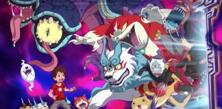 Trailer e data de lançamento de Yo-kai Watch 4 revelados