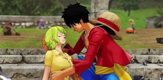 Trailer de lançamento de One Piece: World Seeker