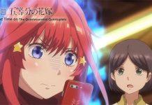 Trailer do episódio 10 de Go-toubun no Hanayome