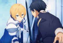 Trailer do episódio 21 de Sword Art Online: Alicization