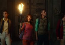 Trailer do filme live-action de Dora the Explorer