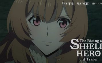 Trailer do segundo cour de The Rising of the Shield Hero