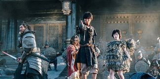 Trailer internacional do live-action de Kingdom