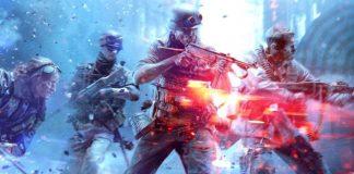 Chegou finalmente Firestorm para Battlefield V