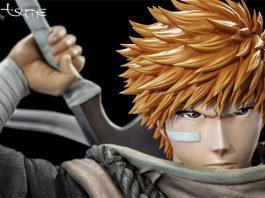 Busto de Ichigo (Bleach) à escala real