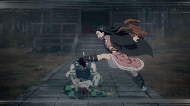 Kimetsu no Yaiba – Ep2 Primeiro confronto e o teste derradeiro