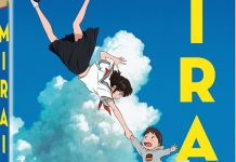 DVD de Mirai em Maio