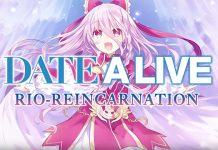 Date A Live: Rio Reincarnation no ocidente