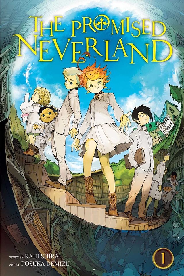 Devir vai lançar The Promised Neverland