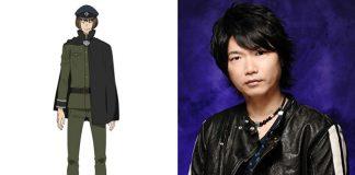 Fire Force anuncia Katsuyuki Konishi como Takeru Noto