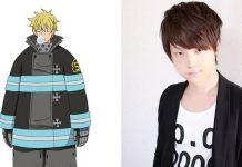 Fire Force anuncia Kengo Kawanishi como Tōru