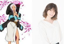 Fire Force anuncia Lynn como Hibana