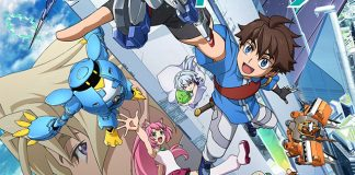Gundam Build vai ter novo anime